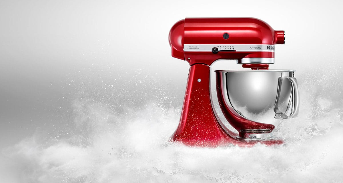 KITCHENAID ARTISAN DA 4,8 L