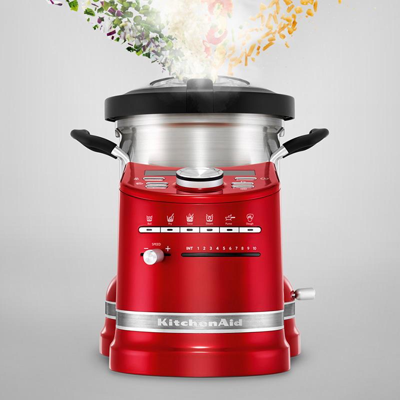 Cook Processor - Homepage